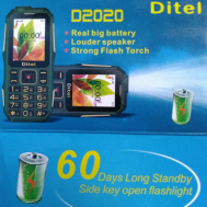 Ditel  (2 )Sim cards Phone