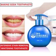Fruit Flavor Press Type Baking Soda White Toothpaste (သြားတိုက္ေဆး)