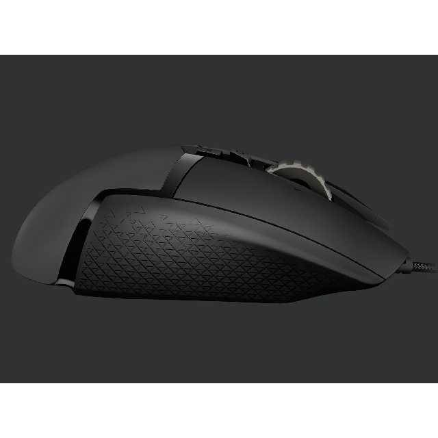 Logitech Proteus Spectrum RGB Tunable Gaming Mouse (G502)