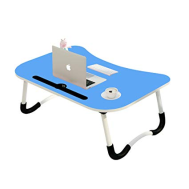 Laptop Table ,Portable Table with iPad Mobile Pen Stand