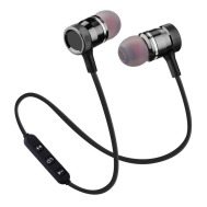 Magnet Wireless Bluetooth Sports Earphone (သံလုိက္နားၾကပ္)