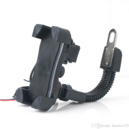 Motor Bike Holder For Phone & GPS Stand