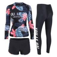 Amazing Sportswear Female Swimming Suit (95)