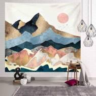 City Bean Bag Hanging Painting ( Amazing )