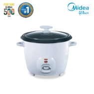Midea Simple Rice cooker 1.3 Liter (MG-GP25B)