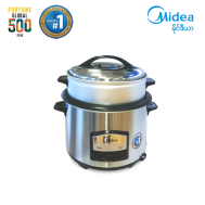 Midea Commercial Rice Cooker 2.3 Liter (MG-TH657A)