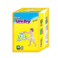 UniDry Pant Diapers 8 pads (XL8)