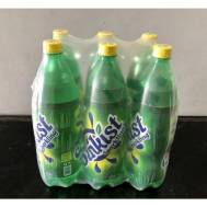 Sunkist Sparkling 1500 ml (6 Pcs)