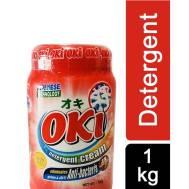 Oki Detergent Cream 1Kg (Anti-Bacterial)