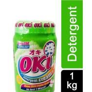Oki Detergent Cream 1Kg (Green)