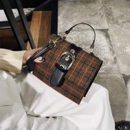 Selfiee Leather 2ways Bag [19x16x7]