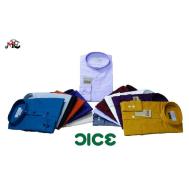 DICE Men Shirt LS Stiff -1