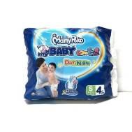 Mamy Poko My Baby Diaper 4S 4-8Kg (S)