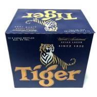 Tiger Lager Beer 640ml (12 Bottle)