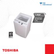 TOSHIBA 7kg Top Load (Fully Auto)Washing Machine (AWJ-800AMM)