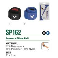 Victor Badminton Pressure Elbow Belt (SP-162)