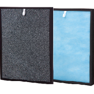 (A-PLUS) Replacement Filter Set (1.Cold Catalyst+Activated Carbon & 2.Antibacterial+HEPA)
