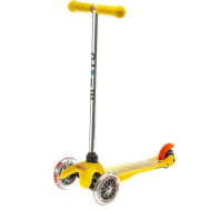 Monument Mini Micro Classic Scooter-Yellow (7640108561893)