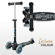 Monument Mini Micro Deluxe Scooter:Black(7640170575194)