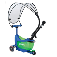 Monument Micro Mini2go Canopy Deluxe Scooter(7640170574326)