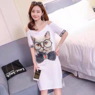 Punk Cat Dress