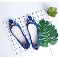 Emmi Slipper Footwear - Blue (003)