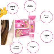 Yogurt Milk Whitening Cream (ဒိန္ ခ်ဥ္ ဂ်ိဳင္း ျဖဴ လိမ္း ေဆး) Aichun Beauty Thailand No .1 Selling Product