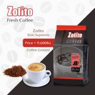 Zolito Solo Supermo Ground Coffee