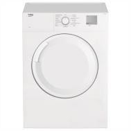 Beko 7 Kg Air Vented Dryer - (DTGV7001W)