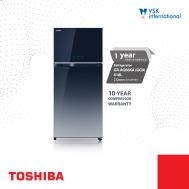 TOSHIBA 2 Door Refrigerator 600 L GRAG-66KA(GG9)