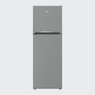 Beko 360 Lt, Two Doors Refrigerator - (RDNT360I50VZX)
