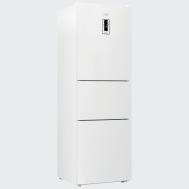 Beko 340 Lt, Three Door Glass refrigerator - RTNT340E20VZGW