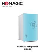 Homagic 1 Door Refrigerator 95 L (HBC-98)