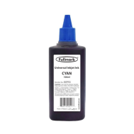 Fullmark Universal Printer Inkjet Refill Ink - 100ml (Cyan)