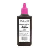 Fullmark Universal Printer Inkjet Refill Ink - 100ml (Light Magenta)