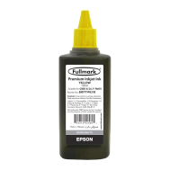 Fullmark Dedicated for Epson Printer Inkjet Refill Ink - 100ml (Yellow)