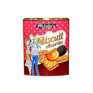 Julies Assorted Biscuits 530Gm/600Gm/800Gm