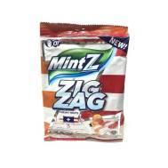 MintZ Zig Zag Chewy Mints Orange+Strawberry 100g (Any 3 Pcs)