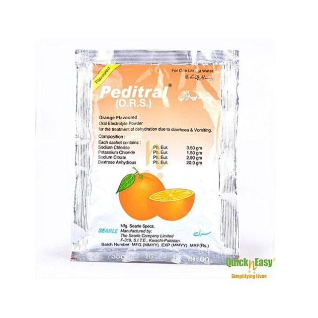Peditral Ors (Orange)