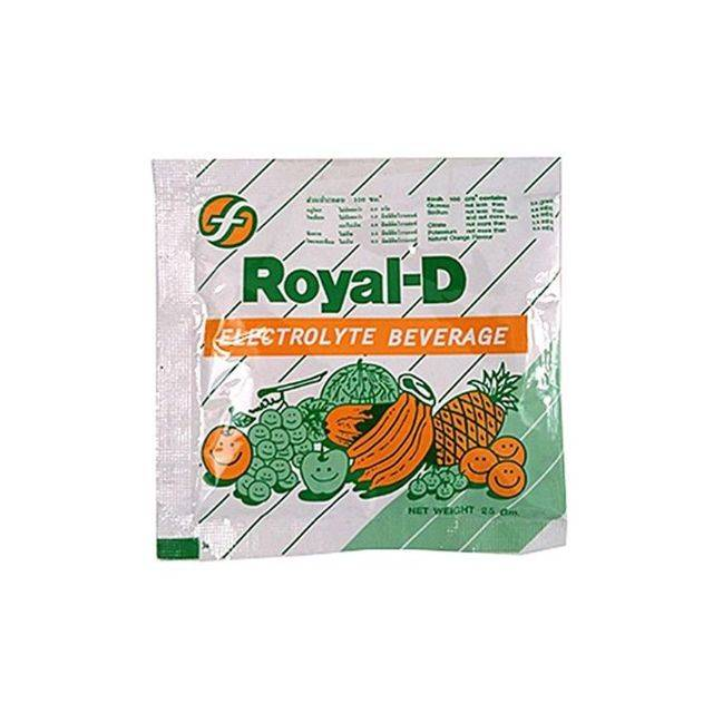Royal-D 25Gm