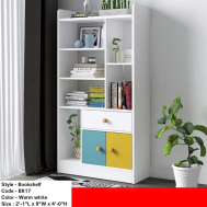 Family Choice Bookcase (Bk17)