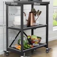 Stella's Choice Organization Shelves 55x30x80cm (SOSC-018)