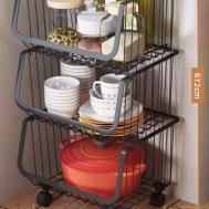 Stella's Choice Organization Shelves 37x41x67cm (SOSC-025)