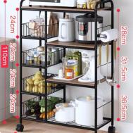 Stella's Choice Organization Shelves 75x35x110cm (SOSC-030)