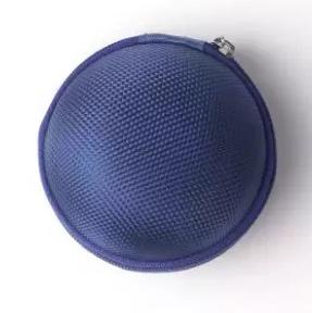 Hanye Earphone SD Card Storage Earbuds Charger jewel case mini box