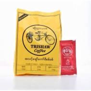 Trishaw Coffee (22g30 Sachets) Red